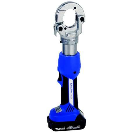 Klauke EKM6022L EKM 60/22-L Battery powered crimping tool 6 - 300 mm²