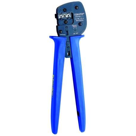Klauke K90MC41 K90 MC4 1 Crimping tool for multi-contact plug connectors MC4, 1.5 - 4 mm²