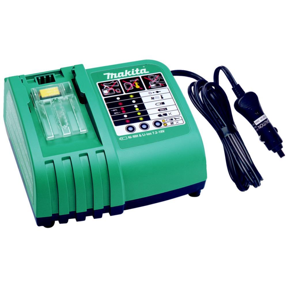 Klauke LGL2 LGL 2 Car charger 12 V for 18 V Li-Ion batteries ...