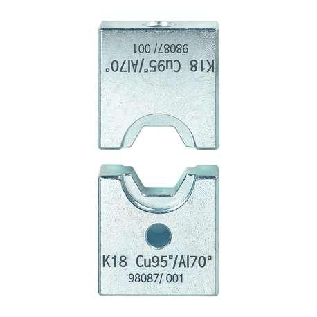 Rennsteig 632 124 5 Hexagonal Die Set K6/80