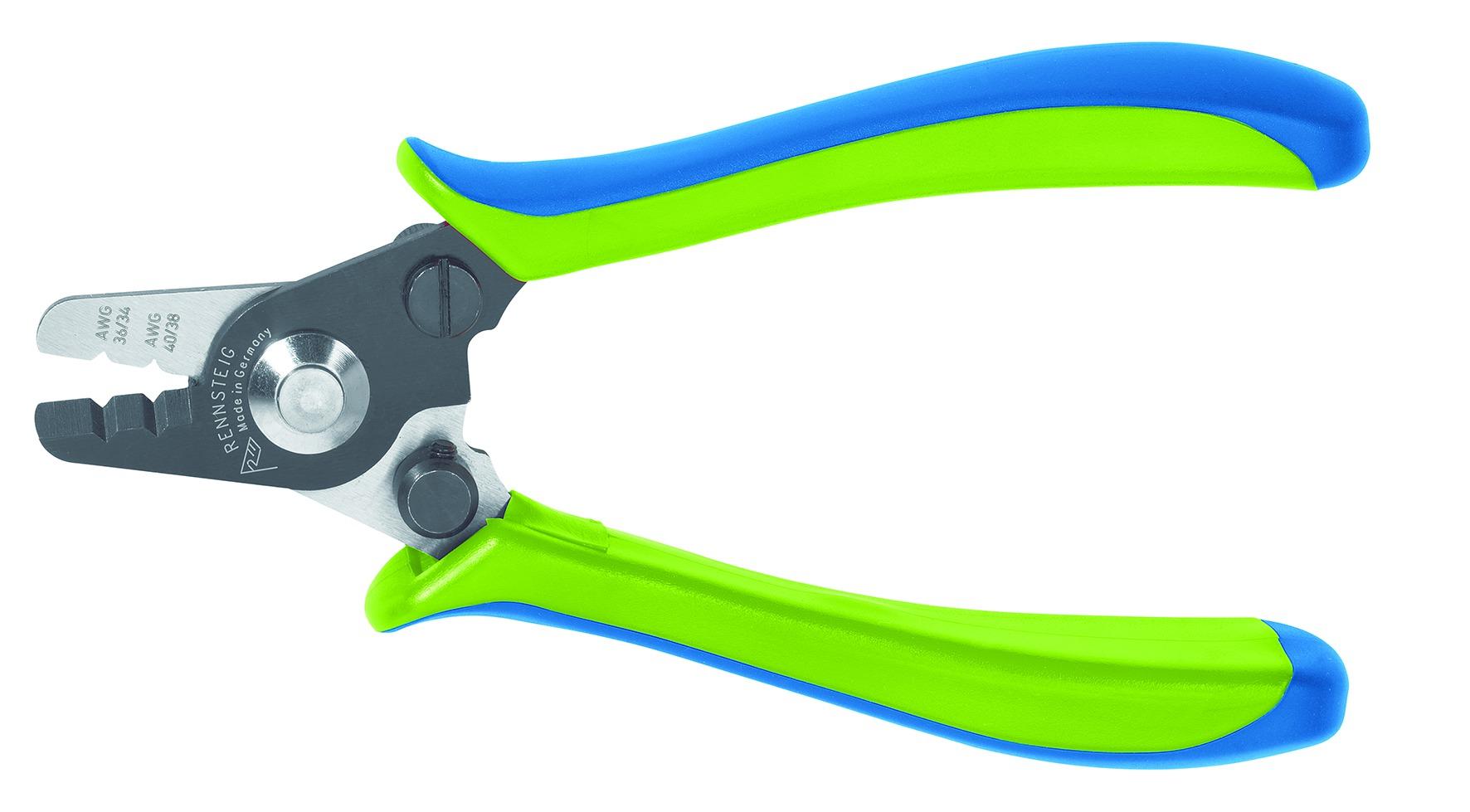 Rennsteig 800750013 Microstrip Stripping pliers for Teflon - Heamar ...