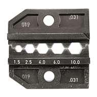 Rennsteig 62403130 1.5mm² - 10mm² Crimping Die