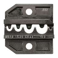 Rennsteig 62403230 0.5mm² - 10mm² Crimping Die
