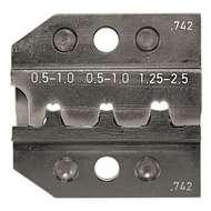 Rennsteig 62474230 0.5mm² - 2.5mm² Crimping Die