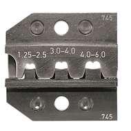 Rennsteig 62474530 1.25mm² - 6mm² Crimping Die