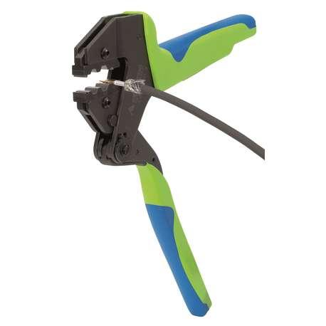 Rennsteig 6241146 Crimping Tool PEW12.114 (Chrome)