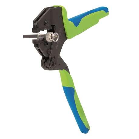 Rennsteig 6241903 Crimping Tool PEW12.190 (Burnished)