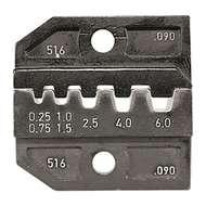 Rennsteig 62409030 0.25mm² - 6mm² Crimping Die