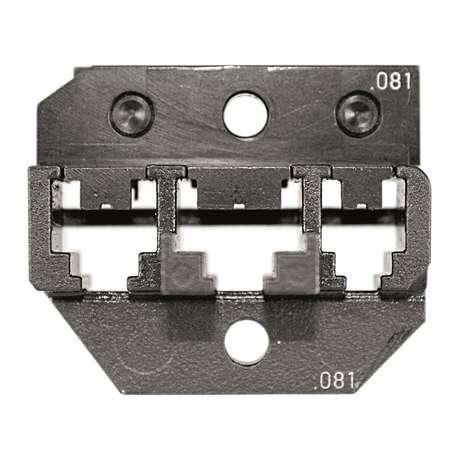 Rennsteig 62408130 4, 6 & 8 Pin Molex Jack Data Plug Crimping Die