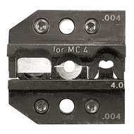 Rennsteig 62400430 Crimping Die Set PEW12 CSC MC4 4mm²