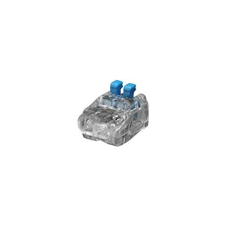 IDEAL 30-1052 2 PORT LEVER WIRE CONNECTOR (BOX of 40)
