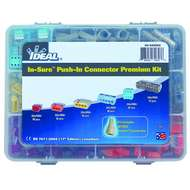 IDEAL 30-5020EU PUSH-IN WIRE CONNECTORS - PREMIUM KIT