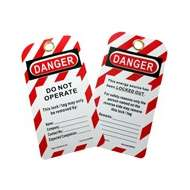 IDEAL 44-5833EU HEAVY DUTY DO NOT OPERATE LABEL (PACK OF 5 LABELS) (PACK of 5)