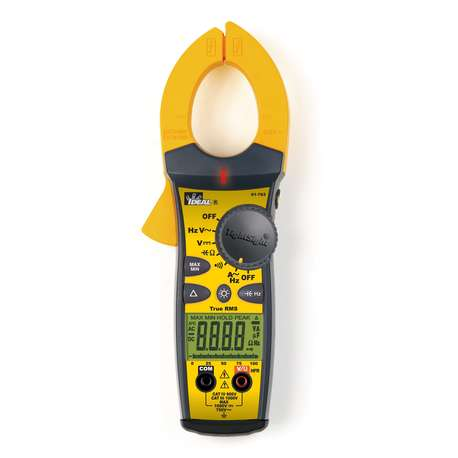 IDEAL 61-763 TIGHTSIGHT CLAMP METER - 660A AC TRUE RMS