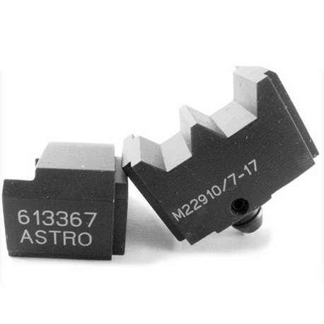 Astro 613367 DIE SET, CHS (M22910/7-17)