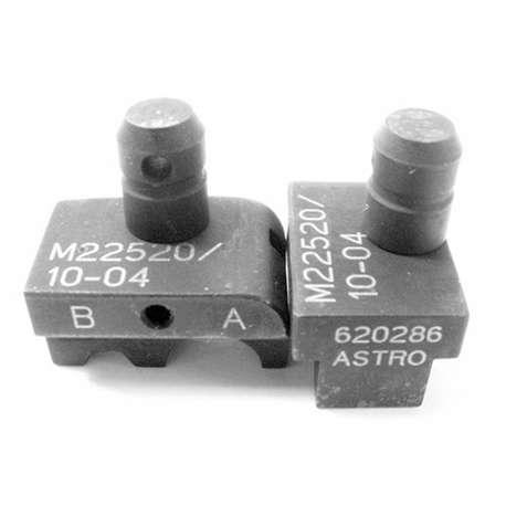 Astro 620286 DIE SET (M22520/10-04)
