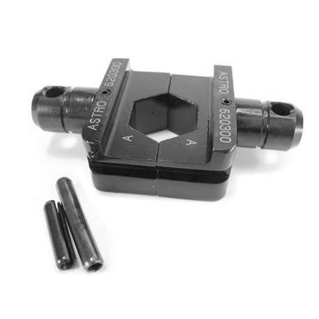 Astro 620300 DIE SET (M22520/5-21)