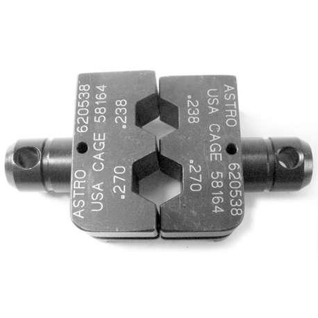 Astro 620538 DIE SET (M/5)-GAGE: 630130-GB