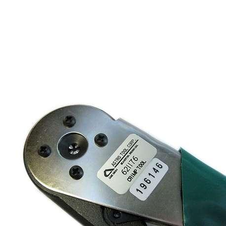 Astro 621176 CRIMP TOOL, OFFSET INDENTER