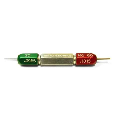 Astro 630046-GB GAGE PIN ASSEMBLY