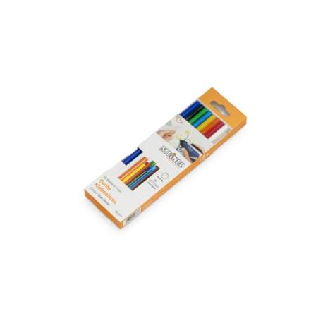 Steinel 7mm Colour Glue Sticks (16 Pack 96g)
