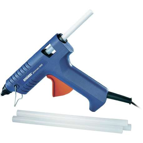 Steinel Gluematic 3002 Hot Melt Glue Gun with Case Euro