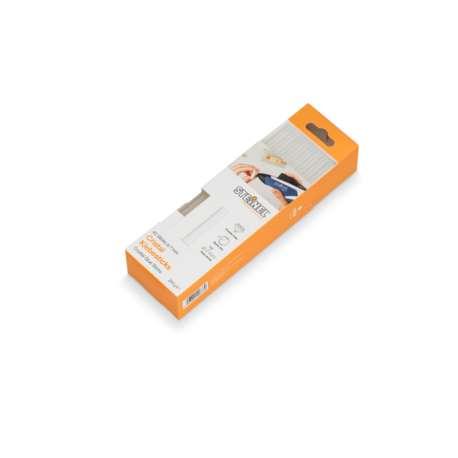 Steinel 11mm Cristal Glue Sticks (40 Pack 1000g)