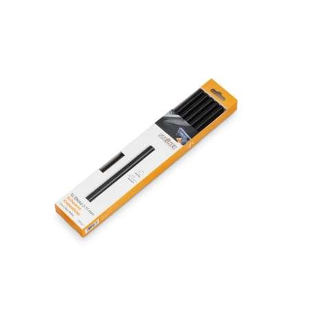 Steinel 11mm Black Glue Sticks (10 Pack 250g)