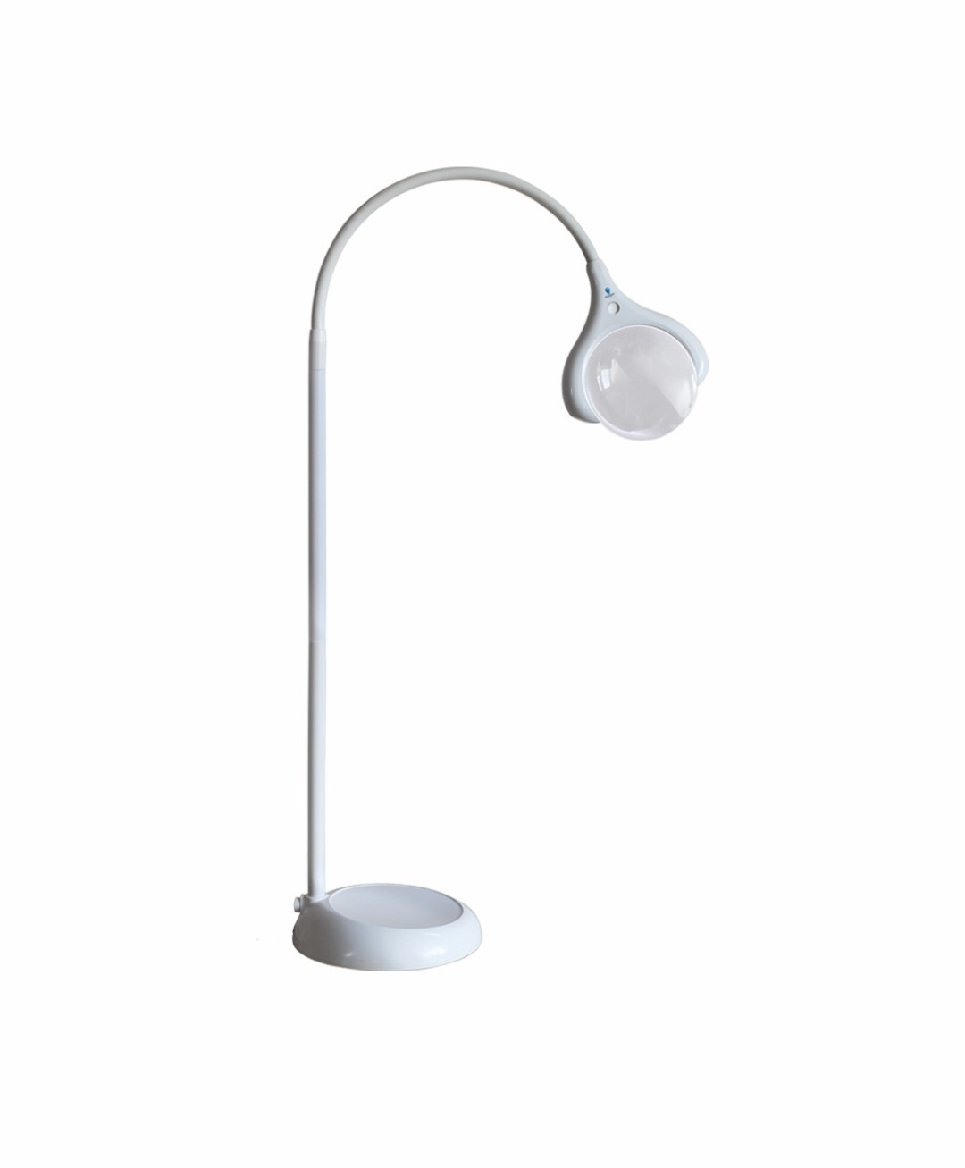 Floor & Table LED Magnifying Lamp