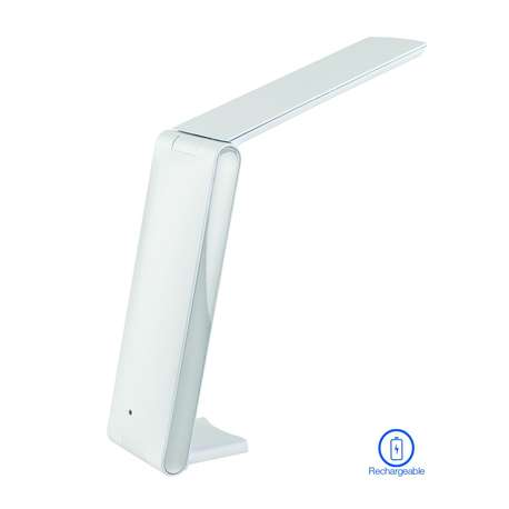 Daylight DE45050 Foldi LED Lamp, White