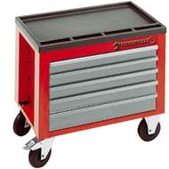 Stahlwille 96480002 Roll Box with Five Drawers