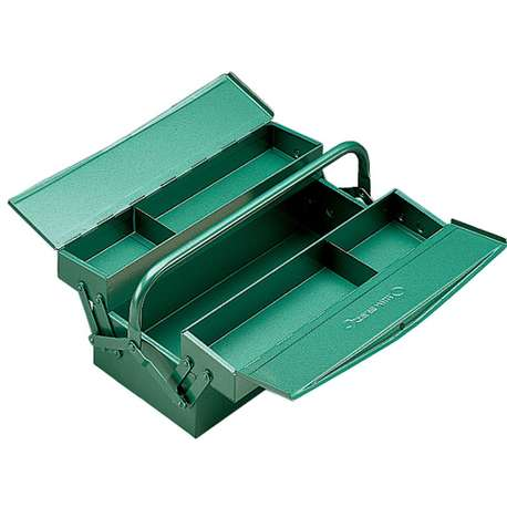 Stahlwille 81060000 TOOL BOX, 3 TRAYS