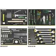 Stahlwille 97830803 122 Werkzeuge Line maintenance set