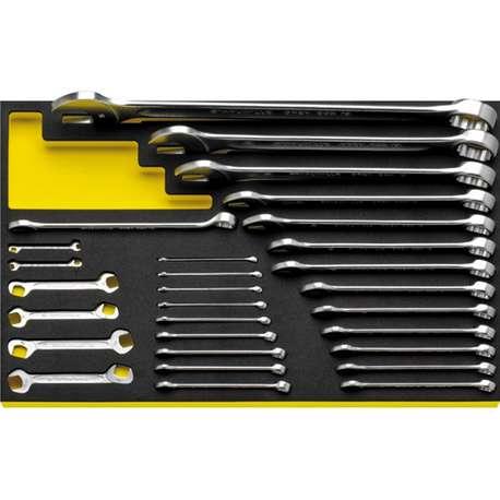Stahlwille 96830193 TCS 12+13+14/29 TCS SPANNER SET