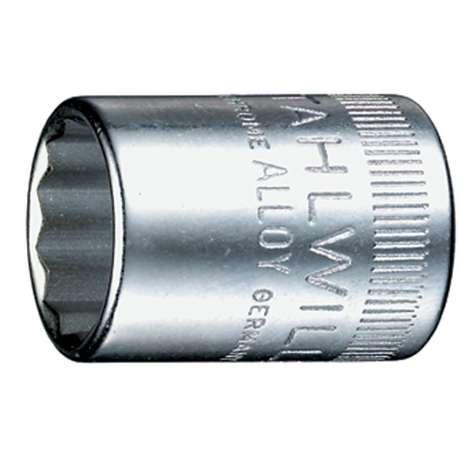 """Stahlwille 1530012 3/16"""" x 1/4"""" Bi-Hex Socket"""