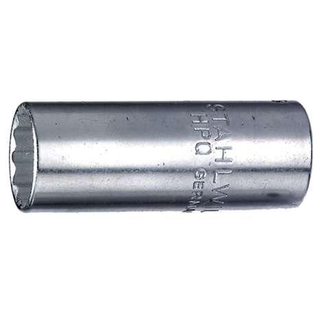 "Stahlwille 1240005 5mm x 1/4"" Deep Bi-Hex Socket"