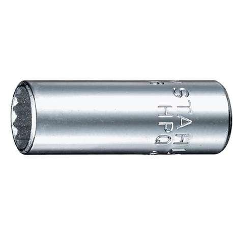 "Stahlwille 1650016 1/4"" x 1/4"" Deep Bi-Hex Socket"