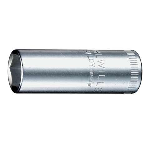 "Stahlwille 1020004 4mm x 1/4"" Deep Hex Socket"