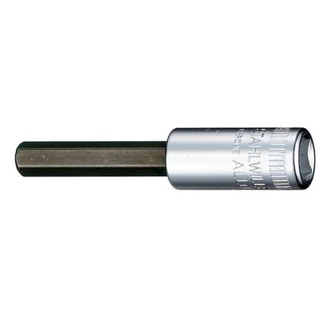 "Stahlwille 1050005 5mm x 1/4"" Socket for Hex Head Screws"