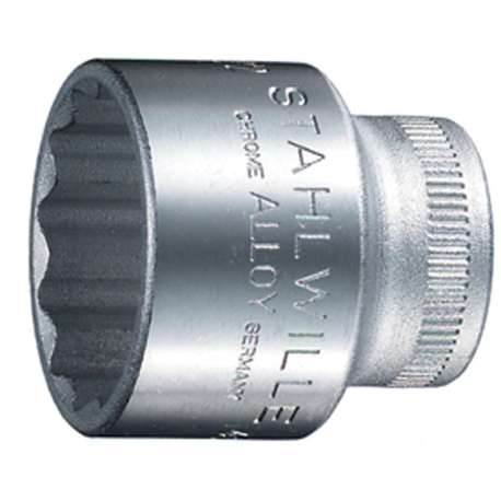 """Stahlwille 2410028 7/16"""" x 3/8"""" Bi-Hex Socket"""