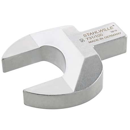 Stahlwille 58211050 50mm OPEN ENDED INSERT TOOL 22X28
