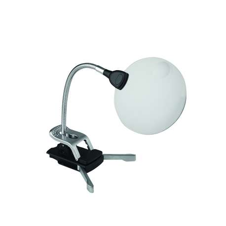 Daylight DN1161 LED Flexilens with Base & Clip