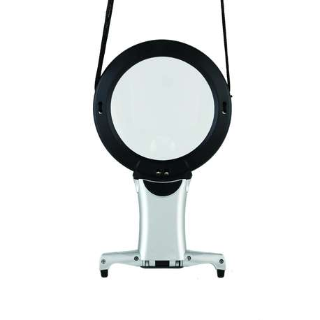 Daylight DN91211 LED Neck Magnifier with Stand