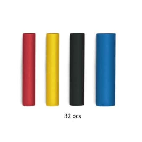 Steinel 071417 Shrink tubings, 4.8-9.5mm