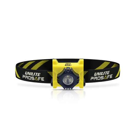 Unilite ATEX-H1 140 Lumen Cree LED Submersible Headlight