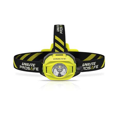 Unilite PS-H10R 1100 Lumen Cree LED Rechargeable Headlight