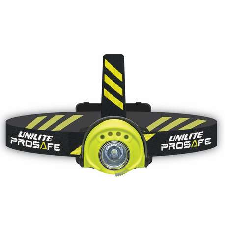 Unilite PS-H5 350 Lumen LED Infrared Motion Sensor Headlight with Rear Light