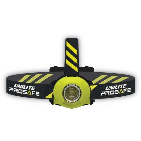 Unilite PS-H8 350 Lumen Rebel LED Industrial Focus Headlight With Rear Light
