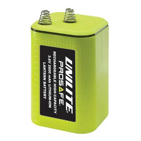 Unilite PS-RB2LION Rechargeable Lantern Battery