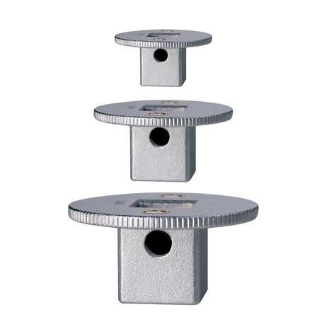 Bahco 8967/S3 FLAT ADAPTER SET ALL SIZES